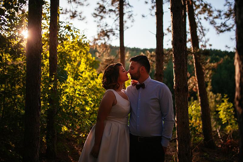 различна сватбена фотография