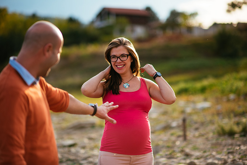 фотосесия бременни
