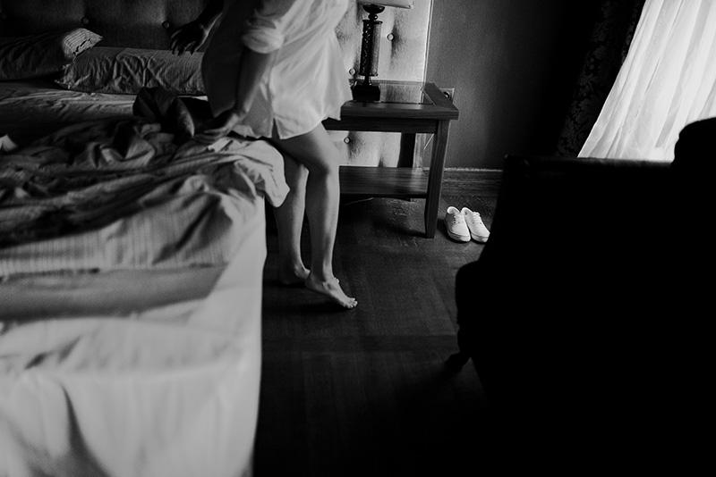 черно бяла фотография