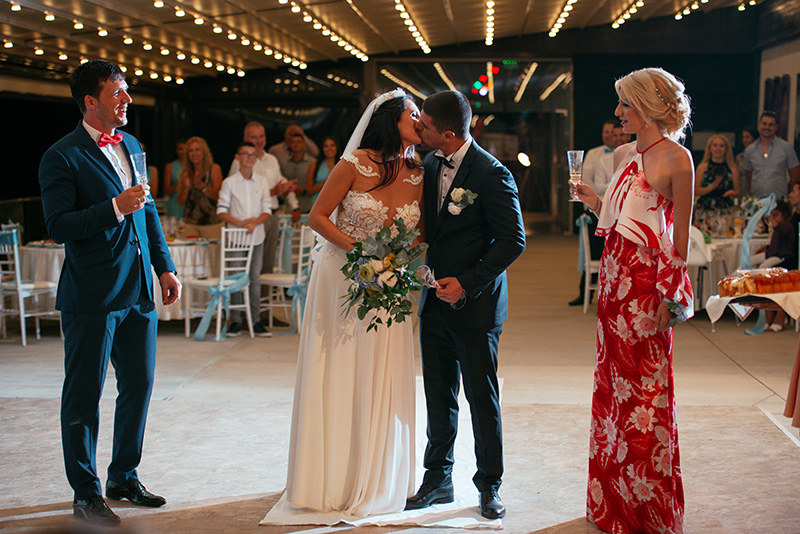 сватбена фотография варна