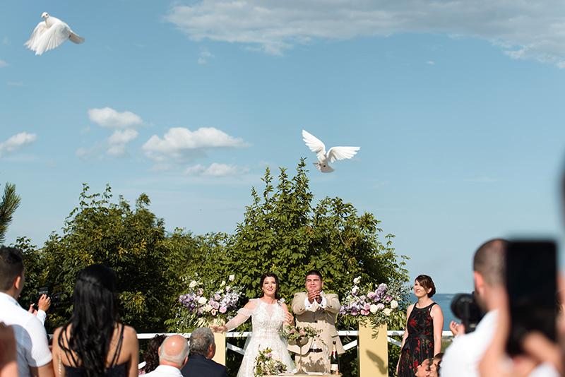 сватбена фотосесия light house
