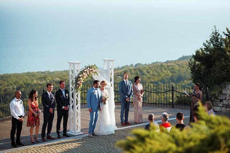 Wedding Story Ceremony