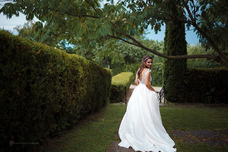 сватбен ден фотосесия