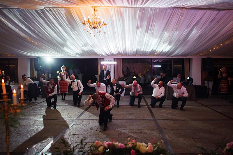 сватба в блексий рама